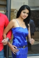 Telugu Heroine Kausalya in Hot Blue Dress Photos