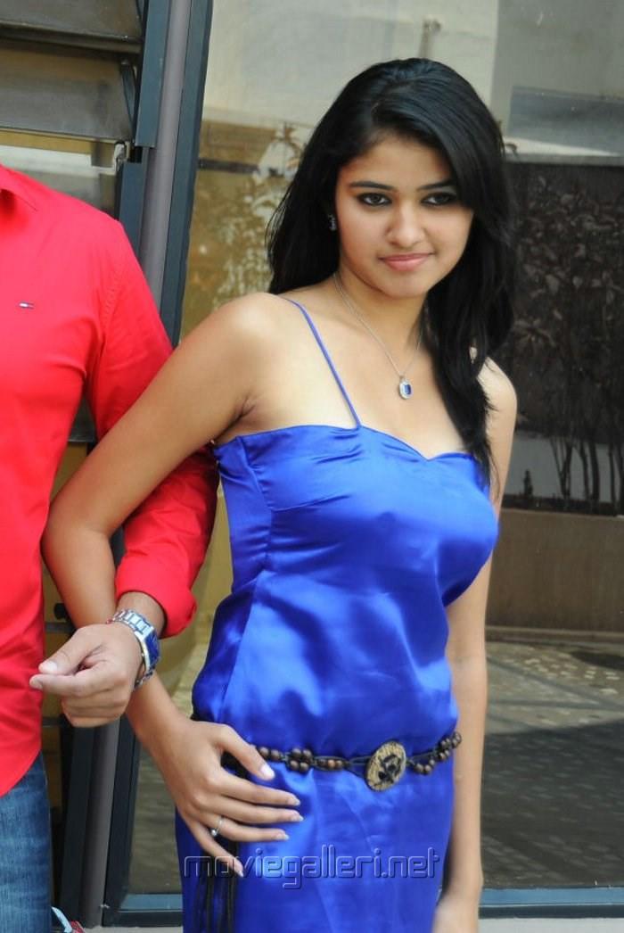 Actress Kausalya Hot Photos at Mr.Rajesh Movie Press Meet
