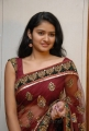 Telugu Actress Kausalya in Red Transparent Saree Hot Pics