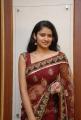 Telugu Actress Kousalya Hot Pics in Red Transparent Saree
