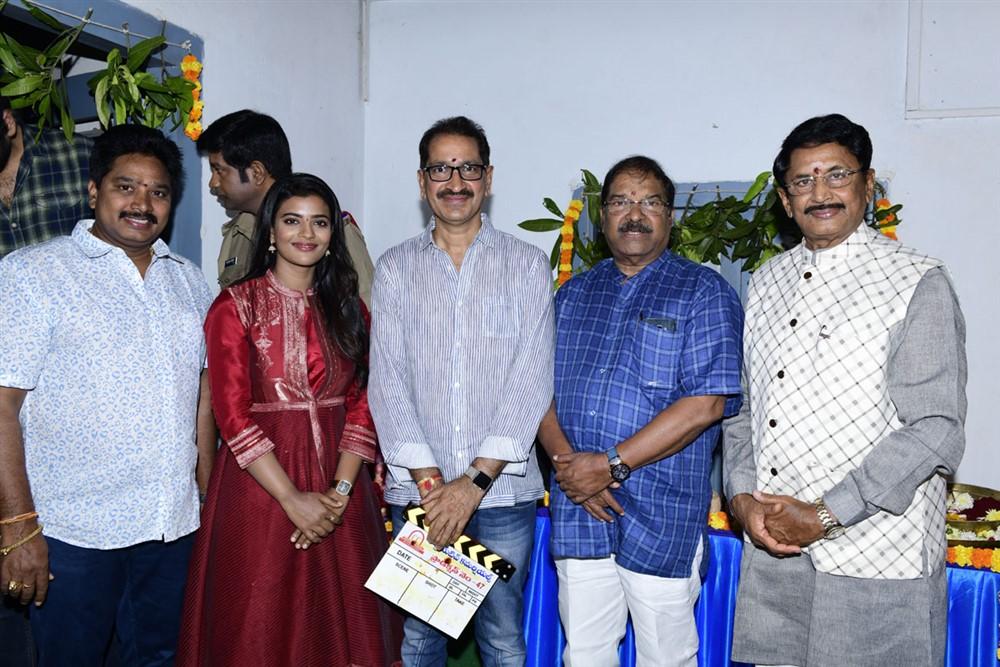 Kousalya Krishna Murthi Cricketer Movie Opening Stills
