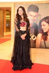 Actress Mehreen Pirzada @ Kavacham Movie Teaser Launch Photos