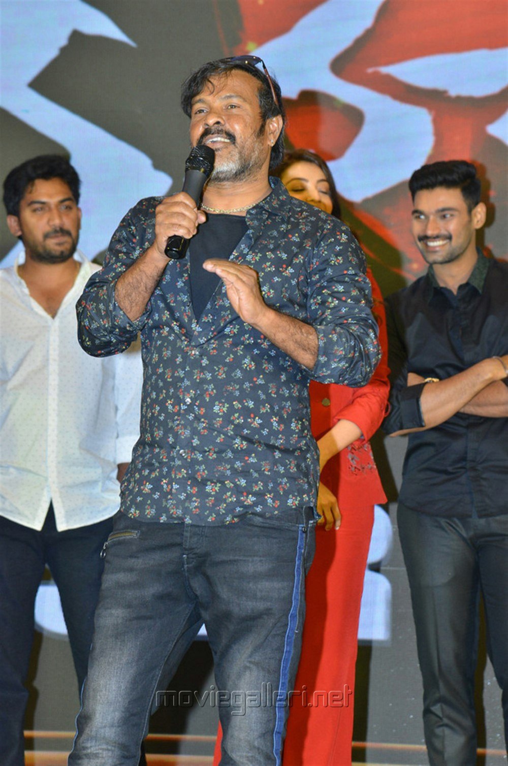 Kavacham Movie Teaser Launch Photos