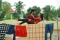 Suresh Ravi, Raveena Ravi in Kavalthurai Ungal Nanban Movie Images