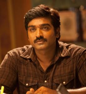Actor Vijay Sethupathi in Kavan Movie Latest Stills
