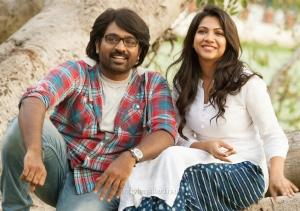 Vijay Sethupathi, Madonna Sebastian in Kavan Movie Latest Stills