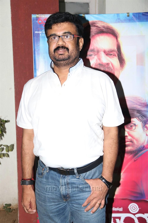Kalpathi S. Suresh @ Kavan Movie Press Meet Stills