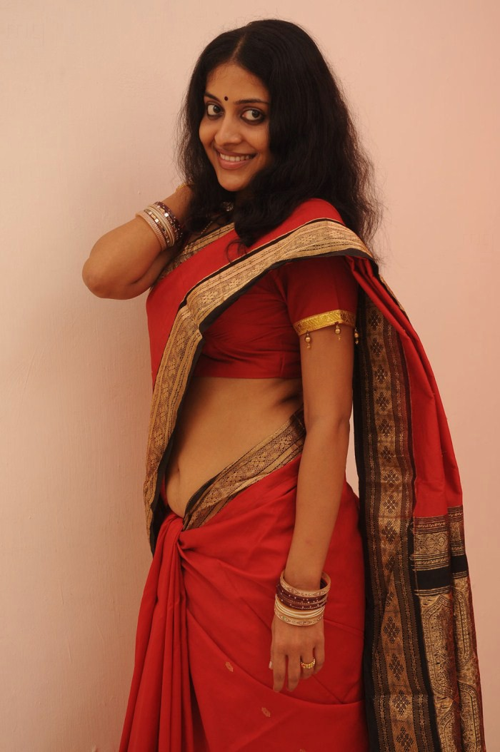 Picture 124136 Kavitha Nair Hot In Saree Pics New