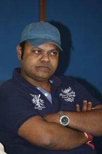 Vijay Tripuraneni @ Kavvintha Movie Team Meet Stills