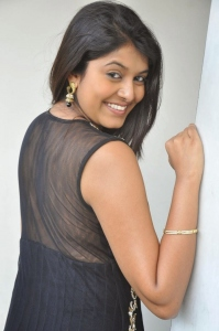 Actress Kavya Kumar Pictures @ Hrudaya Kaleyam Platinum Disc Function