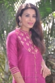 Telugu Actress Kavya Shetty Photos in Pink Dress
