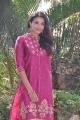 Telugu Actress Kavya M Shetty Latest Photos in Pink Dress