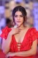 Actress Kavya Thapar Stills @ Mirchi Music Awards South 2018 Red Carpet
