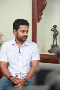 Actor Chandran @ Kayal Movie Team Interview Photos