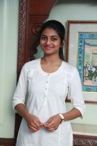 Actress Anandhi @ Kayal Movie Team Interview Photos
