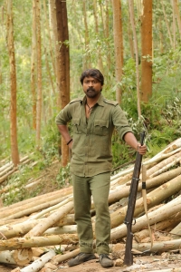 Actor Krishna Sekhar in Kazhugu 2 Movie Images HD