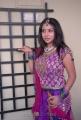 New Heroine Nakshatra at KBR Production New Movie Launch Stills