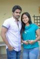 Vijaydharan, Sneha at KBR Production New Movie Launch Stills