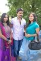 Nakshatra, Vijaydharan, Sneha at KBR Production New Movie Launch Stills