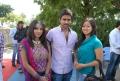 Nakshatra, Vijaydharan, Sneha at KBR Productions Prod No 6 Movie Launch