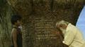 Nagavishal, Mu Ramasamy in KD @ Karuppu Durai Movie Stills