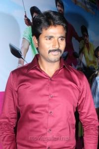 Actor Sivakarthikeyan at Kedi Billa Killadi Ranga Movie Press Meet Stills