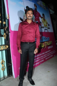Actor Sivakarthikeyan at Kedi Billa Killadi Ranga Press Meet Stills