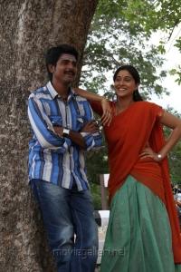Siva Karthikeyan, Regine in Kedi Billa Killadi Ranga Movie Stills