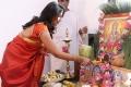 Heroine Nikki Galrani @ Kee Tamil Movie Pooja Stills