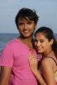 Ajmal Khan, Disha Pandey in Keeripulla Movie Hot Photos