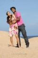 Disha Pandey, Ajmal Khan in Keeripulla Movie Hot Stills