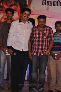 Firosekhan, Prabhu Solomon at Keeripulla Movie Live Stunt Show Stills