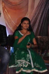 Saranya Mohan at Keeripulla Movie Live Stunt Show Photos