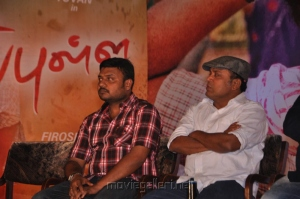 Prabhu Solomon, Thambi Ramaiah at Keeripulla Movie Live Stunt Show Stills