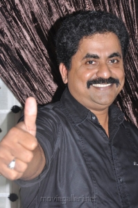 Director Firosekhan at Keeripulla Movie Press Meet Stills