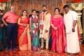 Kalyanam, Seetha, Lakshmi @ Parthiban daughter Keerthana Akshay Wedding Photos