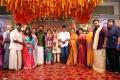 Keerthi, Shanthanu, K Bhagyaraj, Poornima @ Parthiban daughter Keerthana Akshay Wedding Photos