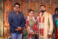 KS Ravikumar @ Parthiban daughter Keerthana Akshay Wedding Photos