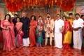 Lissy, Sivakumar, RV Udhayakumar @ Parthiban daughter Keerthana Akshay Wedding Photos