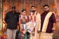 MS Baskar @ Parthiban daughter Keerthana Akshay Wedding Photos