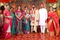 Preetha Hari, Sukanya, VijayaKumar, Seetha @ Parthiban daughter Keerthana Akshay Wedding Photos