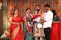 Seetha, Bala @ Parthiban daughter Keerthana Akshay Wedding Photos