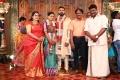 Seetha, Bharathiraja @ Parthiban daughter Keerthana Akshay Wedding Photos