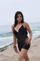 Tamil Actress Keerthi Chawla New Hot Stills in Black Bikini