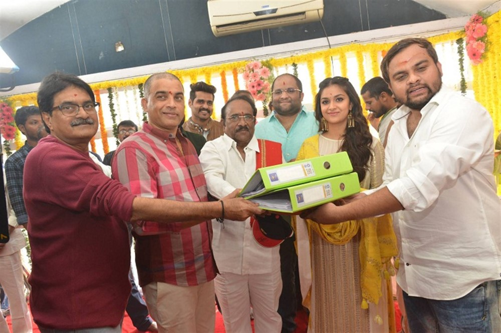 East Coast Productions No 3 Movie Opening Stills