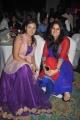 Mirchi Shiva Wife Priya at Keerthi With Rakesh Wedding Sangeet Photos