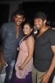 Vishal, Madhu Shalini, Arya at Keerthi With Rakesh Wedding Sangeet Photos