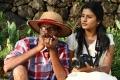 SS Kumaran, Gayathri at Kerala Nattilam Pengaludane Shooting Spot Stills