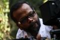 Director SS Kumaran at Kerala Nattilam Pengaludane Shooting Spot Stills