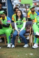 Actress Bhavana at Kerala Strikers Bengal Tigers Match